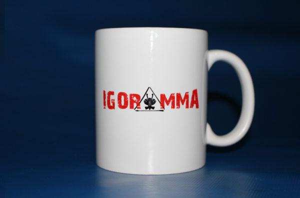 Igor MMA Mug