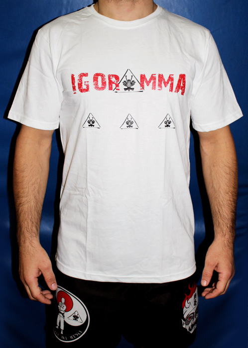 T-Shirt Tream Culibao White