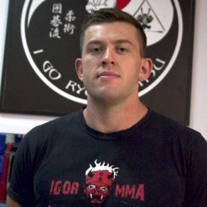 Hugo Miller - MMA