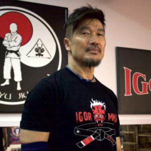 Tai Lee Sang - MMA