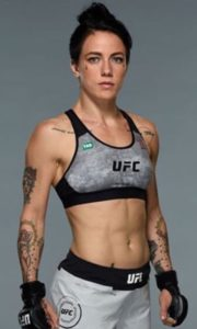 Jessy Jess 9-6-0 (W-L-D) UFC Flyweight