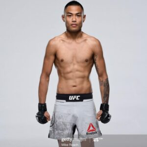 Joshua Culibao 8-1-1 (W-L-D) UFC Featherweight